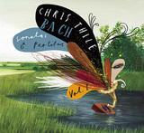 CHRIS THILE 『超絶のマンドリン~バッハ:無伴奏ヴァイオリンのためのソナタとパルティータ Vol.1』、CHRIS THILE & EDGAR MEYER 『コントラバスとマンドリン』
