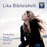リカ・ビビレイシュヴィリ 『Prokofiev, Ravel, Sibelius, Bartok』 アルゲリッチ彷彿とさせるジョージア発ピアニストの初作