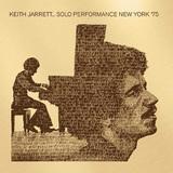 キース・ジャレット70年代におけるソロ・パフォーマンスの名演として知られる75年のNYでのソロピアノ・コンサート