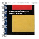 凄腕ピアニスト、マルク=アンドレ・アムランがレオ・オーンスタインによる〈知られざるピアノ五重奏曲〉に挑んだ新録音盤