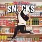 ジャックス・ジョーンズ 『Snacks』 ディープ・ハウス色がもたらした疾走感と統一感