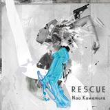 Nao Kawamura 『RESCUE』 クールな歌唱がサウンドを牽引、ソウルやジャズを巧みに消化したシンガーのセカンドEP