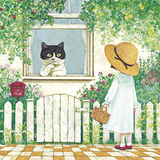 むぎ(猫)『窓辺の猫 e.p.』つじあやの、客演! ゆるっとした遊び心が大切にゃのです