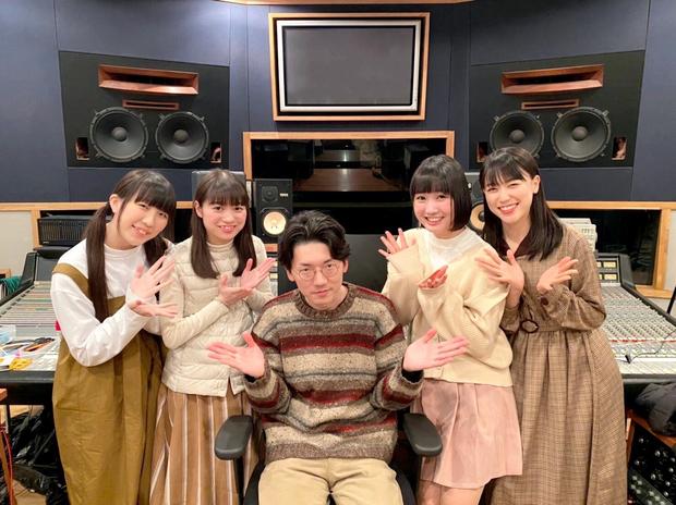 """RYUTist『ファルセット』特集② Kan Sanoと語る、どちらにとっても新しいものになった楽曲""""時間だよ"""""""