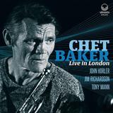 チェット・ベイカーがジョン・ホーラー・トリオをリズム・セクションに迎えた伝説の共演ライヴ盤『Live in London』