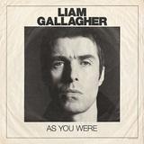 リアム・ギャラガー 『As You Were』 SSWとして再出発、大人の余裕感じる抑揚抑えたメロディー