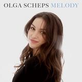 オルガ・シェプス 『Melody』 バッハ、ショパンの作品に加え、現代作曲家の音楽が聴けるのが醍醐味