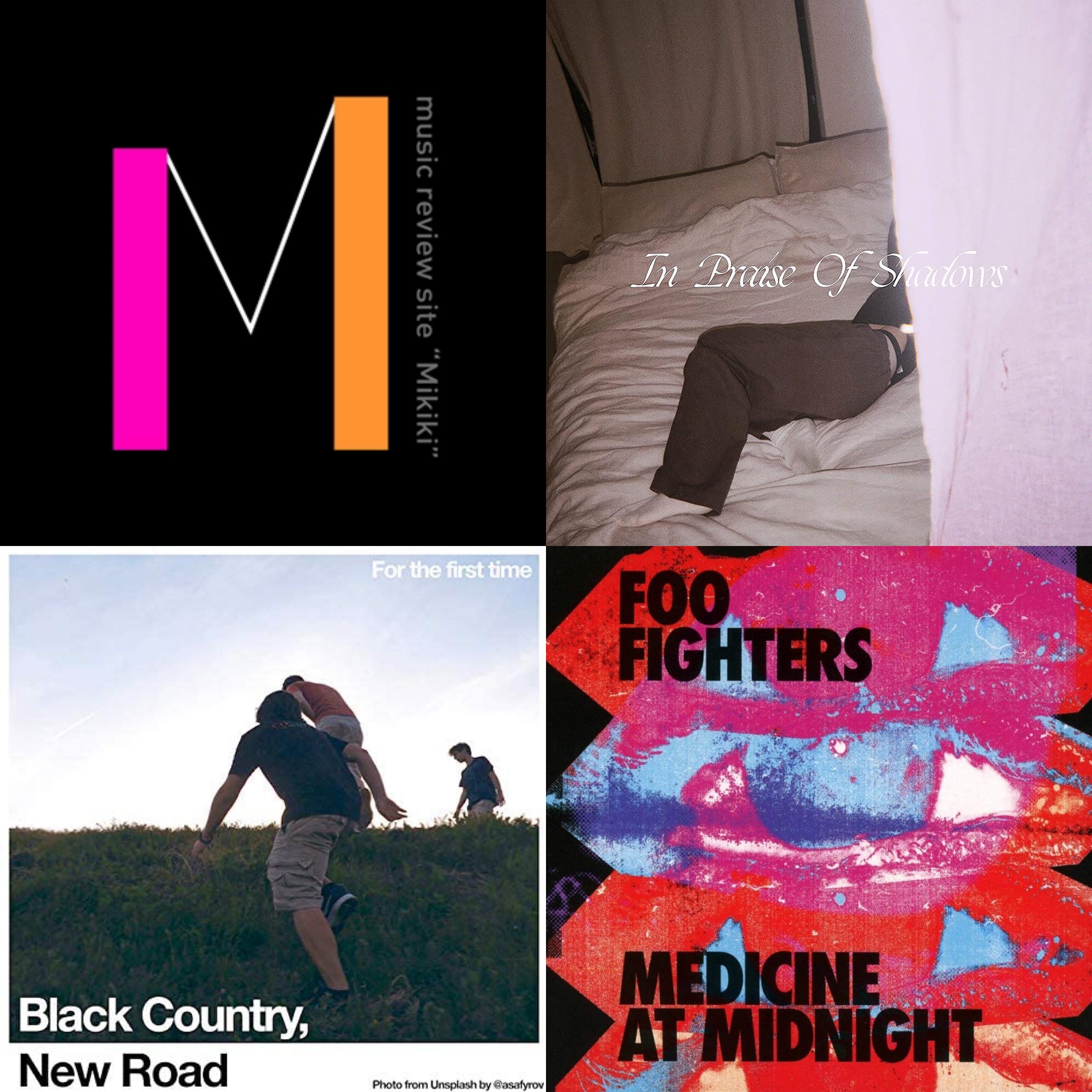 フー・ファイターズ(Foo Fighters)、プーマ・ブルー(Puma Blue)など今週リリースのMikiki推し洋楽アルバム/EP7選!