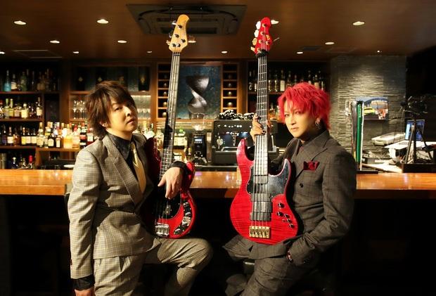 IKUO × 村田隆行=I.T.Rの『Bass Life Goes On』にダーティ・ループスのヘンリック・リンダーが参加 ツイン・ベース・ユニット、活動10年の初アルバム