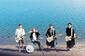 the telephones石毛&岡本擁するlovefilm、男女ツイン・ヴォーカルの瑞々しさにヤラれる初アルバム『lovefilm』がイイ!