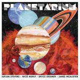 スフィアン・スティーヴンス、ブライス・デスナー、ニコ・ミューリー、ジェイムズ・マクアリスター 『Planetarium』 テーマは天体