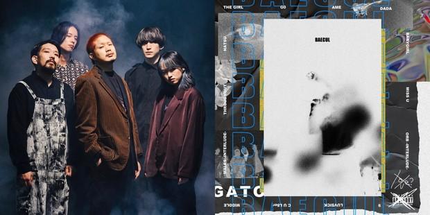gatoが80KIDZやAmPmら注目アーティストを招いた『BAECUL』のリミックス・アルバムをリリース