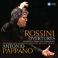 ANTONIO PAPPANO 『ロッシーニ:序曲集』 管楽セクションも大活躍、叩き上げオペラ指揮者の来日記念盤
