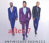 アフター7(After 7)『Unfinished Business』ベイビーフェイスらが援護するスウィートで夢見心地な歌世界は健在