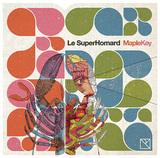 タヒチ80とも親交深いル・シュペール・オマール、初ミニ・アルバムはステレオラブのトキメキ思い出させる粋な一枚