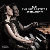 アンジェラ・ヒューイット 『J.S. バッハ: 6つのパルティータBWV.825-830 』 澄明な美を奏でる20年ぶりの再録音