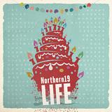 Northern19 『LIFE』 昨年発表した12曲に新曲加えたベスト盤的新作は、メロディック・パンクを主軸にしつつアコギも効果発揮