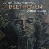 シプリアン・カツァリス 『ベートーヴェン~クロノロジカル・オデッセイ』 ベートーヴェンの生涯をひとりで表現するという異色のアルバム