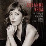 スザンヌ・ヴェガ (Suzanne Vega)『An Evening Of New York Songs And Stories』〈NY〉をテーマに陰影豊かな歌を聴かせるライブ盤
