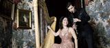 ハープ奏者レナエルツ&クラリネット奏者グラメノスによる俊英デュオ、シューマンやシューベルトの新たな魅力引き出した初作