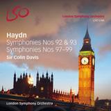 COLIN DAVIS 『Haydn: Symphony No.92,93,97,98&99』