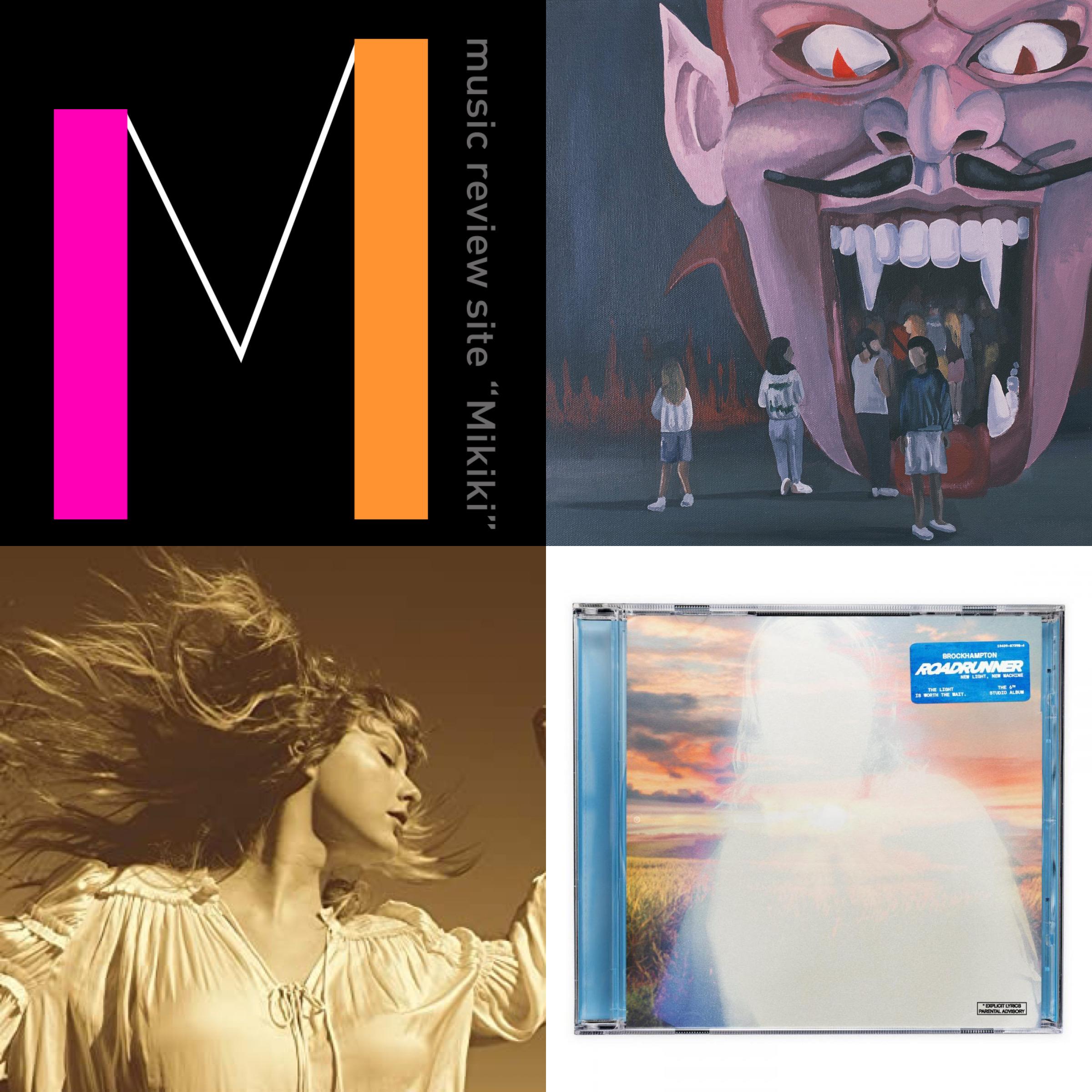 スピリット・オブ・ザ・ビーハイヴ(SPIRIT OF THE BEEHIVE)、テイラー・スウィフト(Taylor Swift)など今週リリースのMikiki推し洋楽アルバム/EP7選!