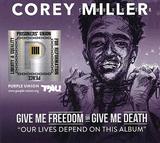 C・マーダー(C-Murder)『Give Me Freedom Or Give Me Death』終身刑に服すニューオーリンズのレジェンドによる〈クソ苦い〉新作