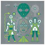 ソニード・ガジョ・ネグロ 『Mambo Cosmico』 メキシコ地下シーン賑わすクンビア・バンド3作目は〈現代版トロピカリア〉