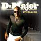 D-MAJOR 『It's Major』 ドノヴァン・ジャーメインがサポート、QTでも活動したレゲエ歌手の初ソロ作