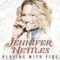 ジェニファー・ネトルズ 『Playing With Fire』 J.Loが参加、シュガー・ランドのシンガーによる抑揚の付け方が◎な新作