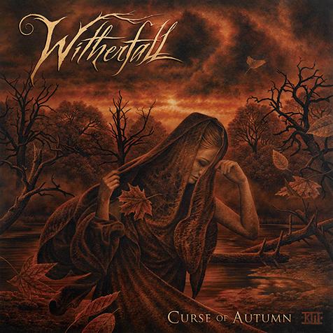 ウィザーフォール(Witherfall)『Curse Of Autumn』パワフルなメロディック・メタルを軸に繰り広げる圧巻のドラマ