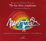 FRANS BRUGGEN 『Mozart:The Last Three Symphonies』