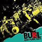 BURL 『JUST PUNK, GO!!』 キャッチーで豪快なサウンドとメッセージ性の強い歌詞にパンク魂が脈打つ