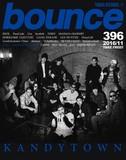 KANDYTOWN、REOL、PassCodeが表紙! タワーレコードのフリーマガジン〈bounce〉396号発行