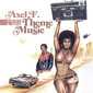 AXEL F. 『Theme Music』 メッド×Jロックのコンビ待望のオフィシャル盤は、80sフレイヴァーなリリックとトラックで攻める1枚