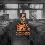 MIC RAW RUGA(laboratory) 『CONCORDE』 ネタ感のあるトラックと日本産ラップが香るリリック、E TICKET PRODUCTIONが手掛けるグループの初流通盤