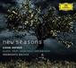 ギドン・クレーメル 『新しい四季』 グラスがヴィヴァルディ意識した〈アメリカの四季〉など繊細に奏でた一枚