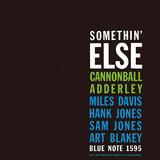 CANNONBALL ADDERLEY 『Somethin' Else』