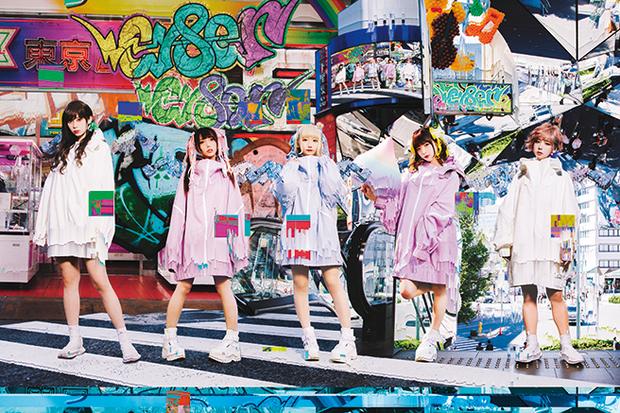CY8ERが中田ヤスタカら気鋭クリエイター陣と作った『東京』でメジャー・デビュー!