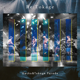 Gecko&Tokage Parade『Re:Tokage』Playwright入り前の代表曲をリテイクしたタワレコ限定新録ベスト!
