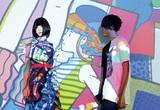 ヴィヴィッドなシンセ音が持ち味の男女ユニット、ORESAMAが恋のトキメキをファンキーなリズムに乗せた初アルバム