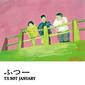 T.V.NOT JANUARY 『ふつー』 mei eharaや田中馨ら客演、朴訥としながらもリリカルなフォーク・トリオの3作目