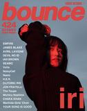 iri、EMPiRE、ジェイムズ・ブレイクが表紙で登場! タワーレコードのフリーマガジン〈bounce〉424号発行