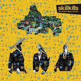 skillkills、BLACK SMOKERからの5作目は変則ビートのイルな世界観はそのままにポップな曲調増してより開かれた印象