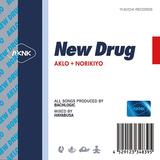 AKLO+NORIKIYO 『New Drug』 BACHLOGICが全面制作、鋼田テフロンも参加したタッグ作