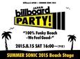 タキシード、ザップ、JBバンドが登場! サマソニ東京公演〈Billboard JAPAN Party〉の出演アクト動画まとめ