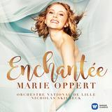 マリー・オペール(Marie Oppert)『Enchantée』ナタリー・デセイらを迎え、オペラとミュージカルに橋を渡す
