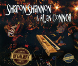 アイルランドで国民的人気を誇るアコーディオン奏者シャロン・シャノン最新作は、アラン・コナーとの共作