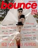 レッド・ホット・チリ・ペッパーズ、Suchmos、般若が表紙! タワレコのフリーマガジン〈bounce〉392号発行