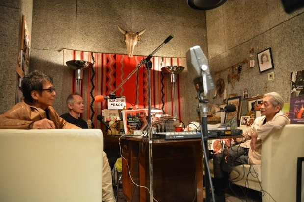 〈Peter Barakan's LIVE MAGIC!〉開催記念! ピーター・バラカン×細野晴臣×久保田麻琴によるスペシャル鼎談